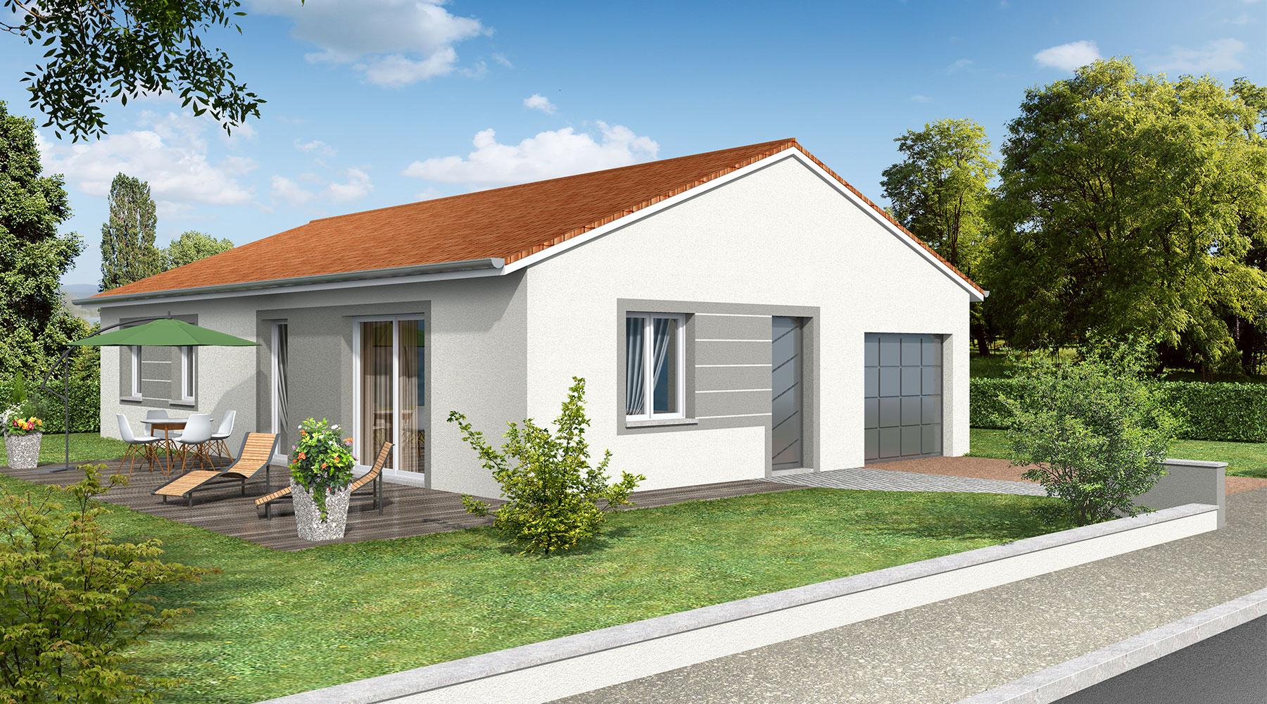 Constructeur maison individuelle roanne for Constructeurs maisons individuelles